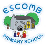 Escomb Primary School logo